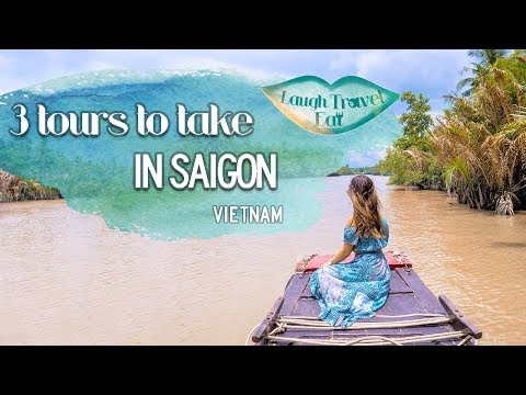 3 Day Trips To Take From Saigon, Vietnam