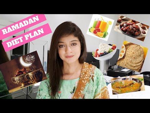 Ramadan Diet Plan For Weight Loss - In Urdu