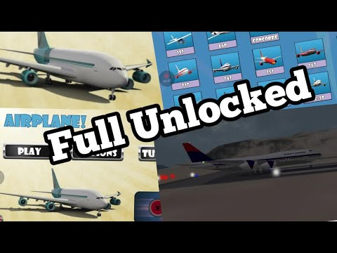 Airplane Full Unlocked Modded - PakVim net HD Vdieos Portal