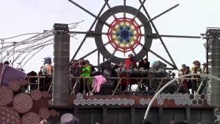 Audiofly @ Mayan Warrior - Burning Man 2016