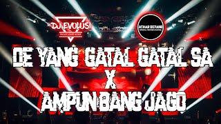 Download lagu DJ DE YANG GATAL GATAL SA x AMPUN BANG JAGO JUNGLEDUTCH TERBARU 2020 [ATHAR DEFANO x DJ EVOLUSI]