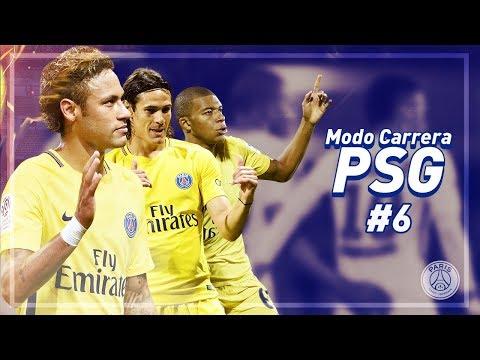 FIFA 18 MC | PSG | LÍDERES CON VENTAJA #6