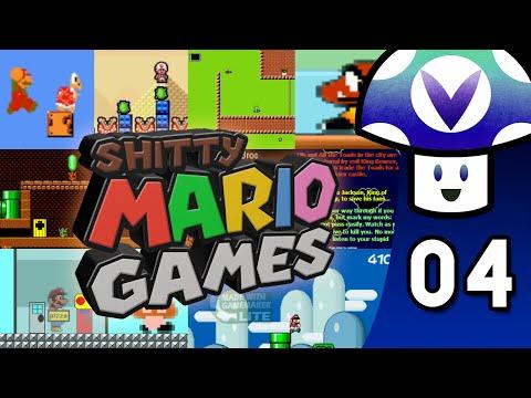 [Vinesauce] Vinny - Shitty Mario Games (part 4)