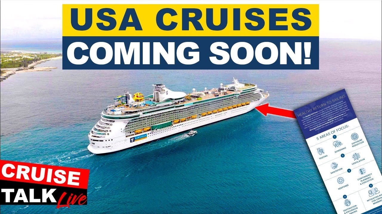 RETURN TO CRUISE IS COMING!! | Plans Submitted to CDC... What's Next? | CRUISE TALK LIVE!