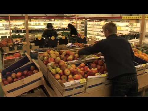 Supermarché Bio - 600m d\'alimentation naturelle,cosmétique,