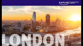 Learn English in London Leicester Square with Kaplan