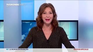 Algérie - Le pacifisme des manifestations, selon Linda Giguère