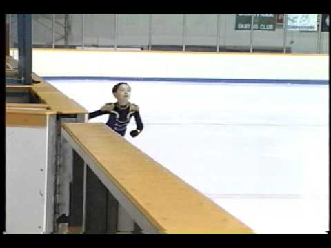 Patrick Chan 3 x World Champion (age 9) Video