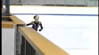 Patrick Chan 3 x World Champion (age 9) Video