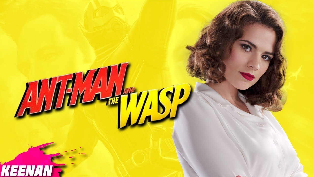 Peggy Carter in Ant-man and The Wasp   Captain Marvel To Start Production  Early 2018 60a3d4db89be