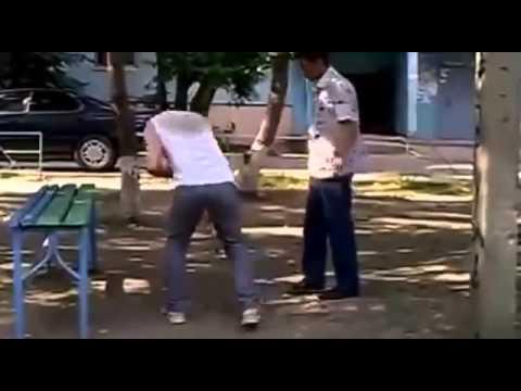 Пьяные приколы: Супер битва алкашей