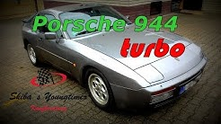 Porsche 944 turbo I ein Zustandsbericht