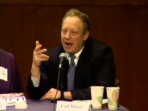 Controlling the Corporation Conference, Panel 4