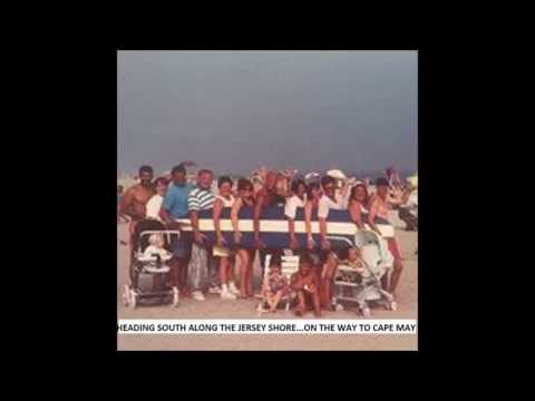 On the way to cape may- with lyrics