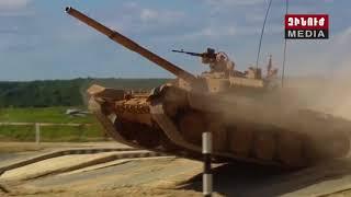 Տանկային բիաթլոն / Танковый биатлон / Tank biathlon