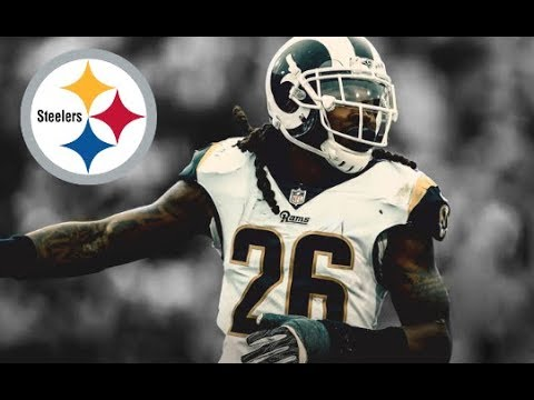 sale retailer 1ce0a 71634 Mark Barron Rams Highlights ᴴᴰ || Welcome to Pittsburgh!