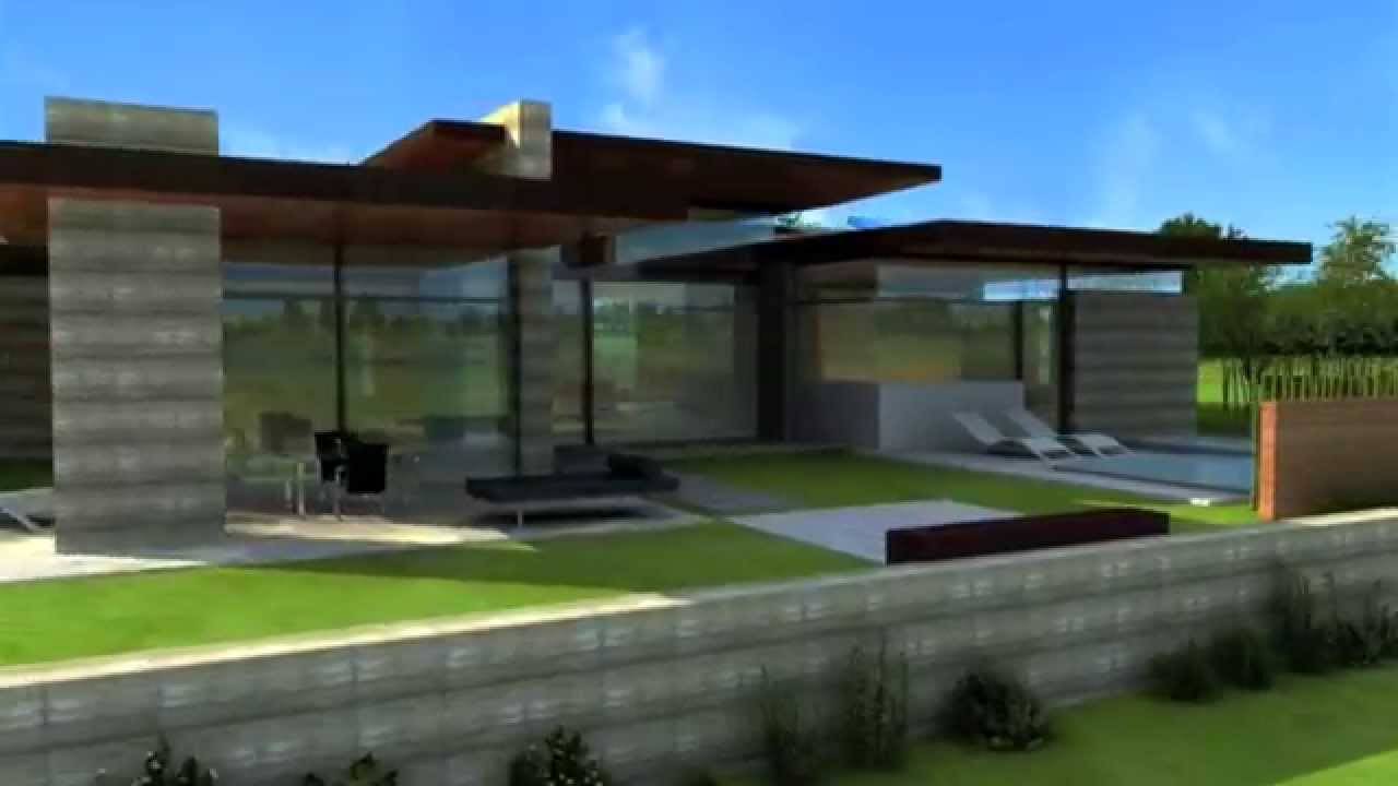 Modern home youtube - What is a contemporary home ...