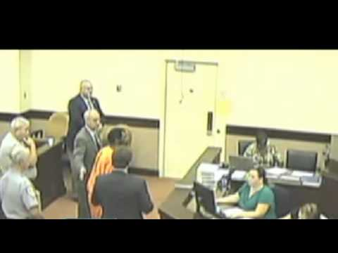 Crazy Video: Attorney gets sucker punched by client in court after sentencing