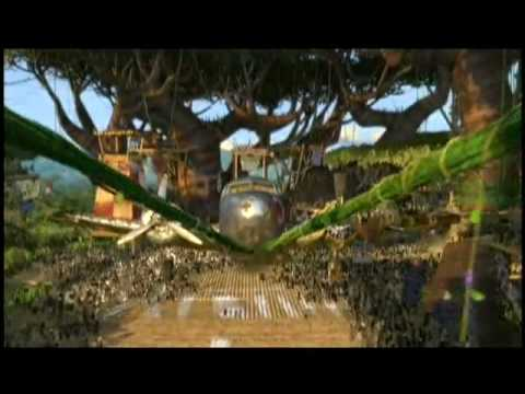 MADAGASCAR 2 - Trailer Legendado