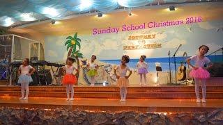 Ibadah Natal Sekolah Minggu 10.12.2016