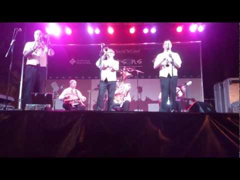 Gumbo Jazz Band - Concierto FM Mollet 2012