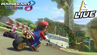Mario Kart 8 Deluxe Tournament with YOU! thumbnail