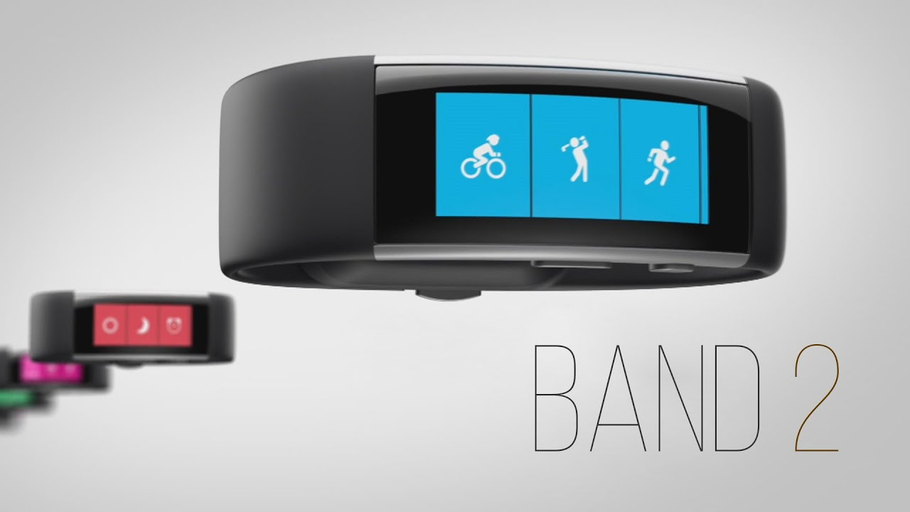 microsoft band 2 youtube. Black Bedroom Furniture Sets. Home Design Ideas