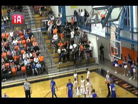 Boy's High School Basketball - Chillicothe @ Wilmington 01-16-2015