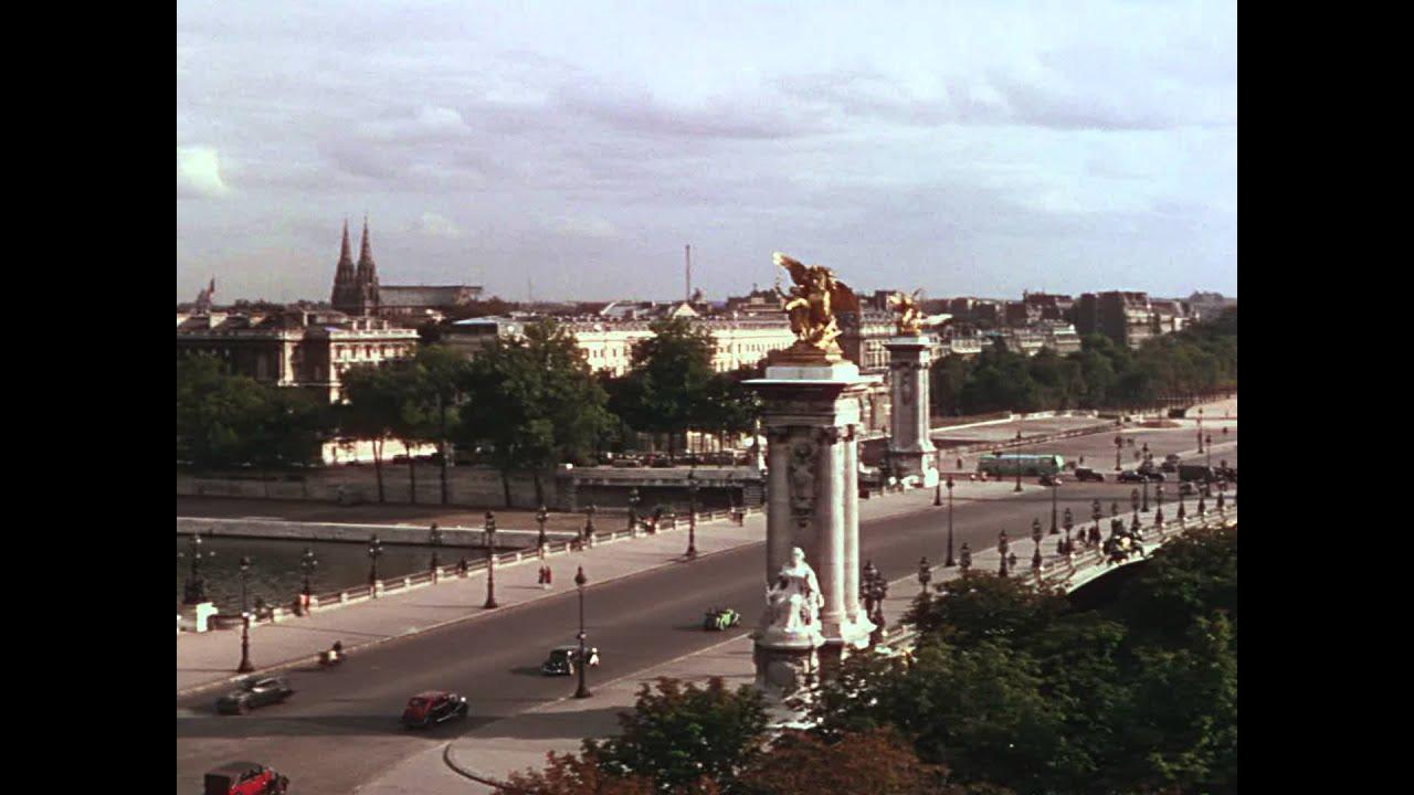 Ein Amerikaner in Paris - Trailer