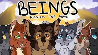 Beings- Warriors TNP Animation Meme
