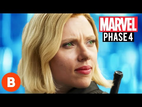 MCU Phase 4: All Of The Movies That Marvel Currently Has In Development