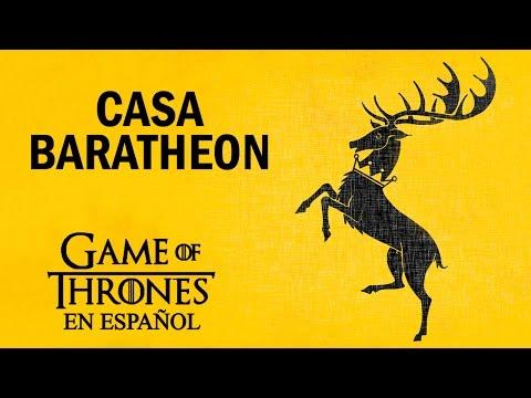 Casa Baratheon | Game of Thrones en español