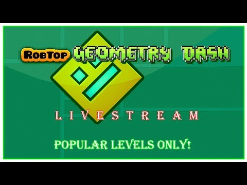 Steve plays Geometry Dash Pt 2 (Level requests again!!)