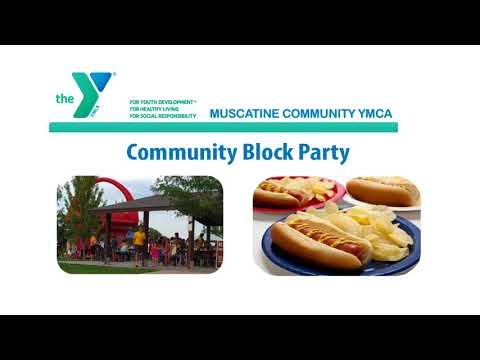 Hy VeeMusc Community Outreach 2017