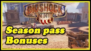 Bioshock Infinite | How to get your Season Pass Bonuses At The Blue Ribbon Restaurant
