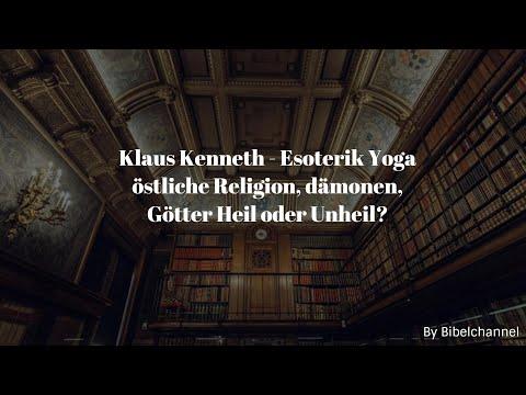 Yoga & Östliche Mystik - Klaus Kenneth