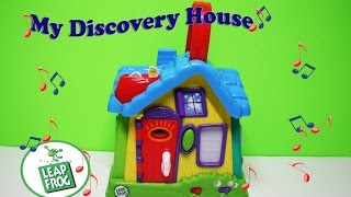 Leap Frog My Discovery House Real Home Play in a Fun Pretend Way! Toys and Kids