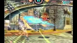 Guilty Gear XX Accent Core: Jam Kuradoberi Run