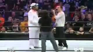 Steve-o and Chris Pontius WWE RAW