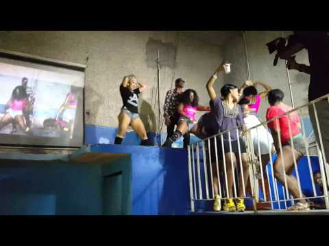 Behind The Scenes 'Bounty Killer 'Girls Dem We Say' Official Video'