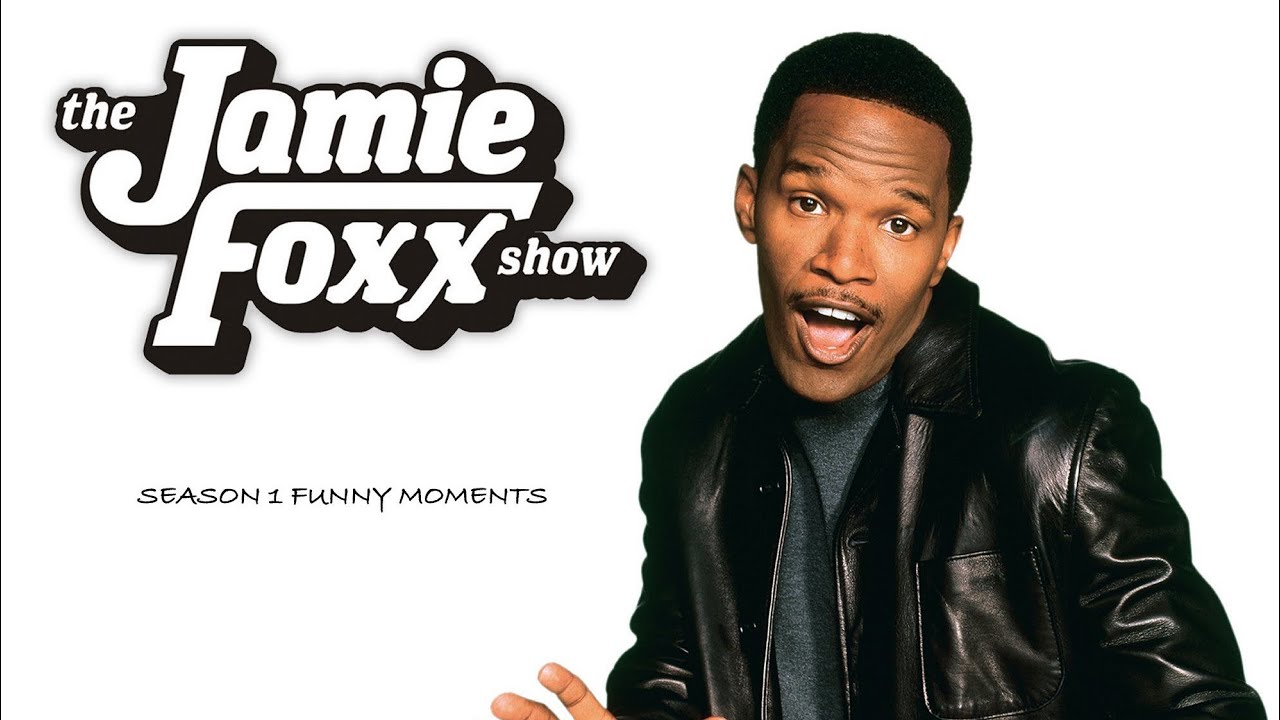 The Jamie Foxx Show Funny Moments Season 1