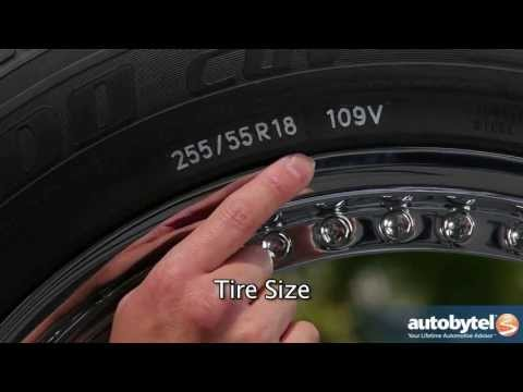 Continental Run Flat Tires >> How to read sidewall tire numbers and markings - Wheel-Size.com