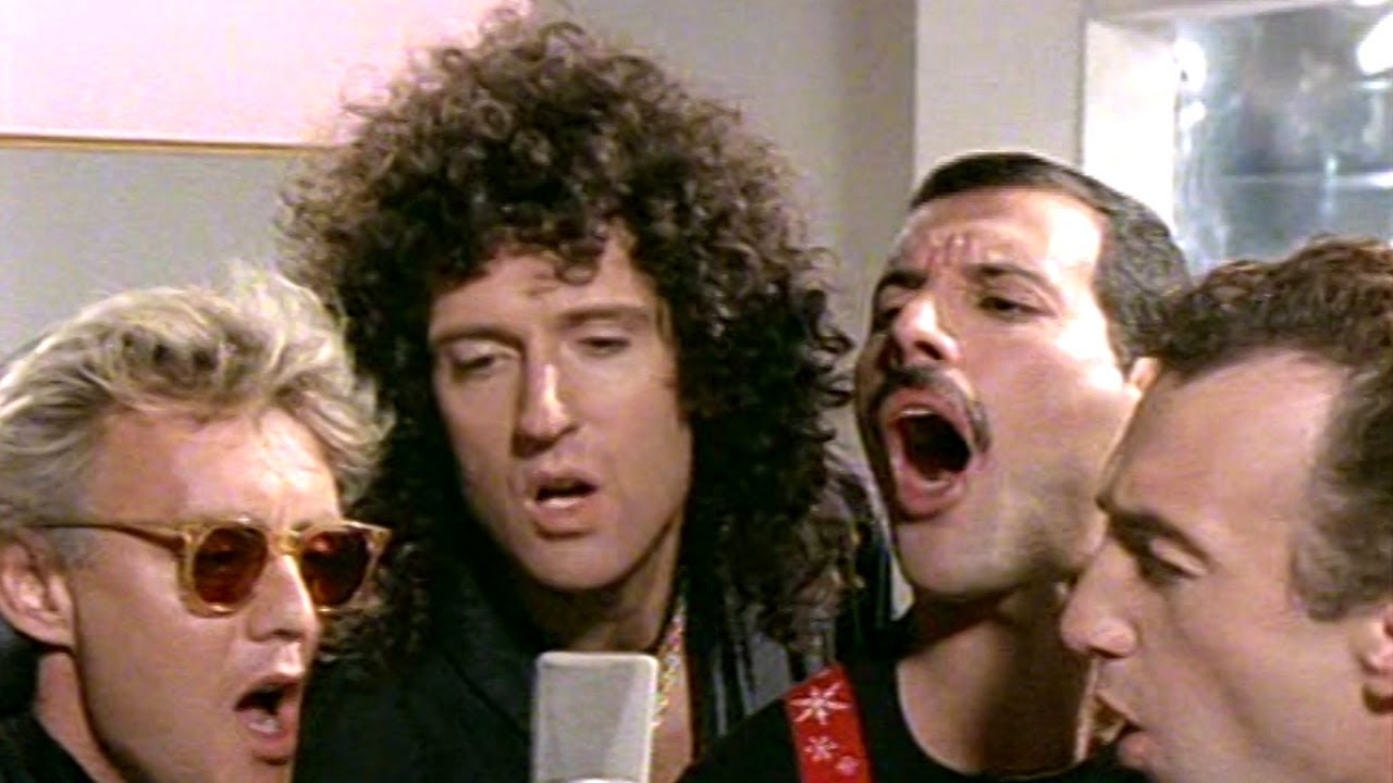 Queen - Making of One Vision - YouTube