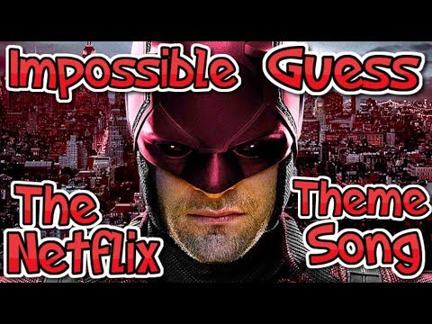 22 Hit Netflix Theme Songs -Impossible Guess The Show - Can You Guess Them!?!