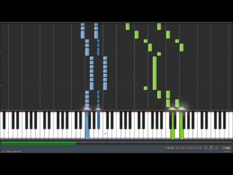 This Will Be The Day - RWBY Piano Tutorial