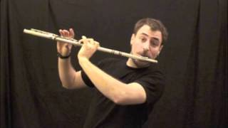 "1st Beat from ""Three Beats for Beatbox Flute"" by Greg Pattillo"