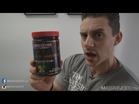 Blackstone Labs Trojan Horse Supplement Review - MassiveJoes.com Raw Review - Stim Free Fat Burner