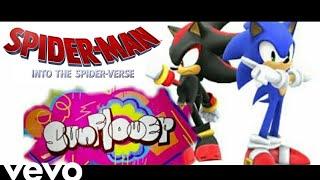 Sunflower | Post Malone, Swae Lee | ft. Sonic The Hedgehog