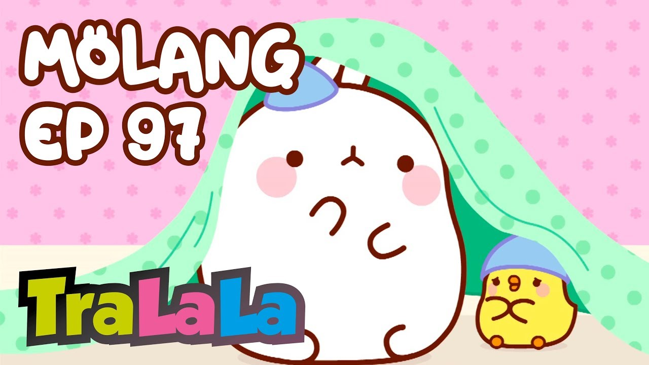 Molang - Șoricelul (Ep. 97) Desene animate   TraLaLa