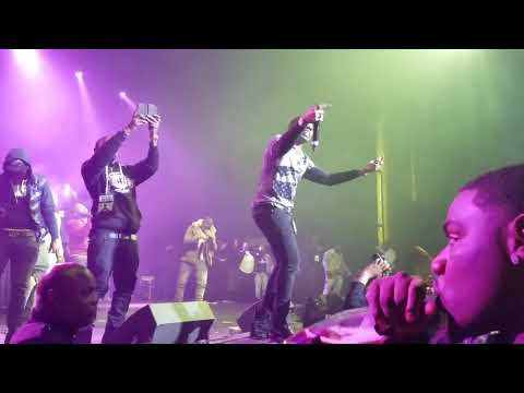 YFN LUCCI LIVE IN DETROIT NEW YEARS EVE @RICK ROSS TOUR
